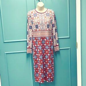 🆕NWOT MAGGY LONDON midi dress